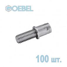Заклёпка винтовая GOEBEL GO-BOLT St - М4 - L1 10 мм - 0.5-2.0 мм 100 шт.